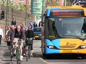 Copenhagen, na Dinamarca, ficou entre as cidades mais habitáveis do mundo, segundo a revista Monocle, por apostar nas bicicletas como meio de transporte (Foto: Divulgação)