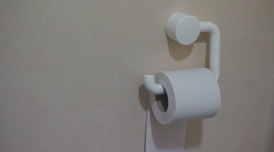 Papel higiênico, banheiro, toalete (Foto: Reprodução/Pexels)