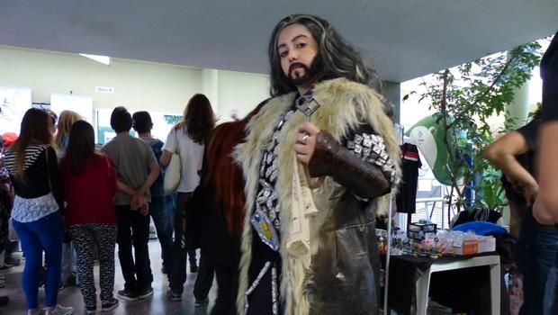 Muitos cosplayers marcaram presença no Megacon (Foto: Divulgação/RPC TV)