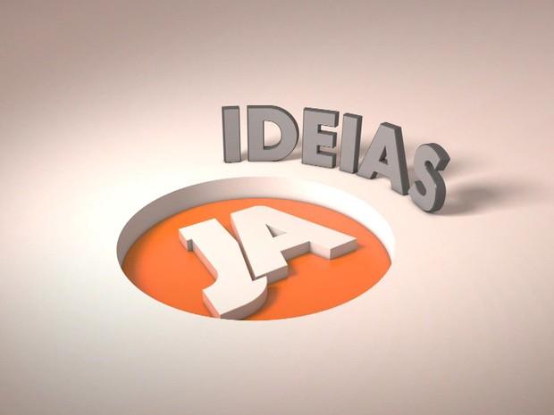 ja ideias logo rs (Foto: Reprodução/RBS TV)
