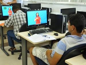 Sistema foi usado de forma pioneira na PB em relação aos Institutos Federais do país (Foto: Divulgação/Ascom IFPB).