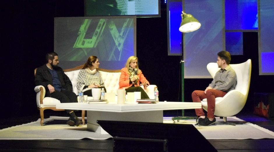 Especialistas falam sobre inovação de impacto durante Innovators Summit, em São Paulo (Foto: PEGN/Nicole Wey)