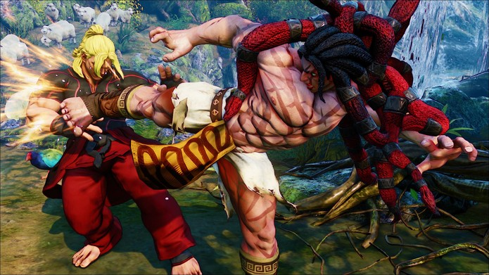 Street Fighter 5 (Foto: Divulgação/Capcom)