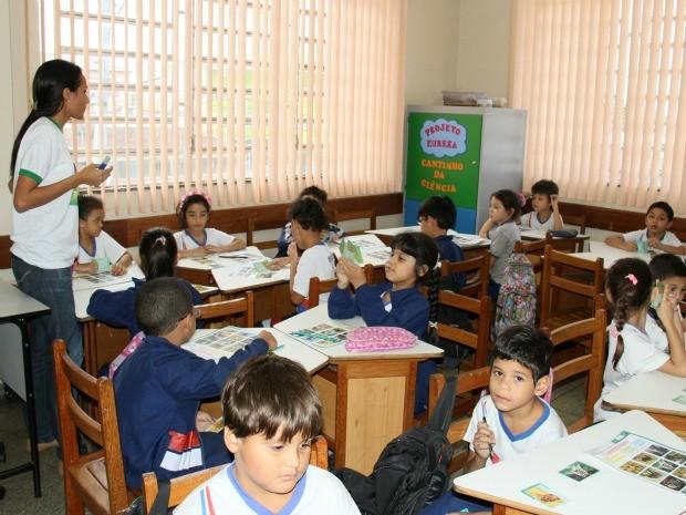 Aulas nos colégios geridos pela Seduc encerram no dia 16 de dezembro, em Manaus (Foto: Divulgação/Seduc)
