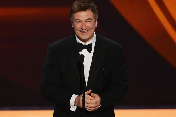 O ator Alec Baldwin (Foto: Getty Images)