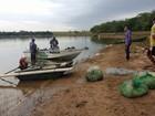 Homens são autuados por pesca ilegal durante operação no rio Tietê