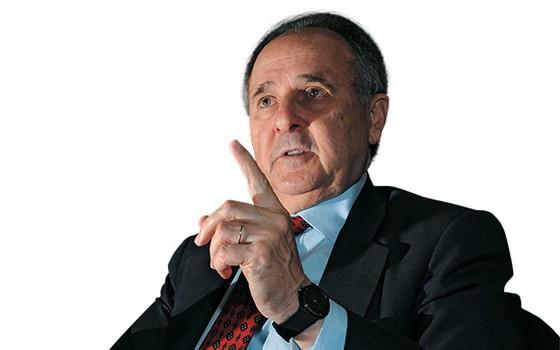O senador Cristovam Buarque (PDT_DF) (Foto: Edílson Rodrigues/CB/D.A Press)