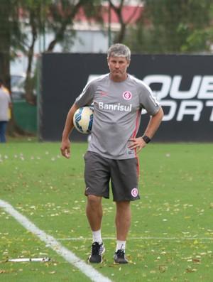 Odair Hellmann auxiliar técnico Inter (Foto: Tomás Hammes / GloboEsporte.com)