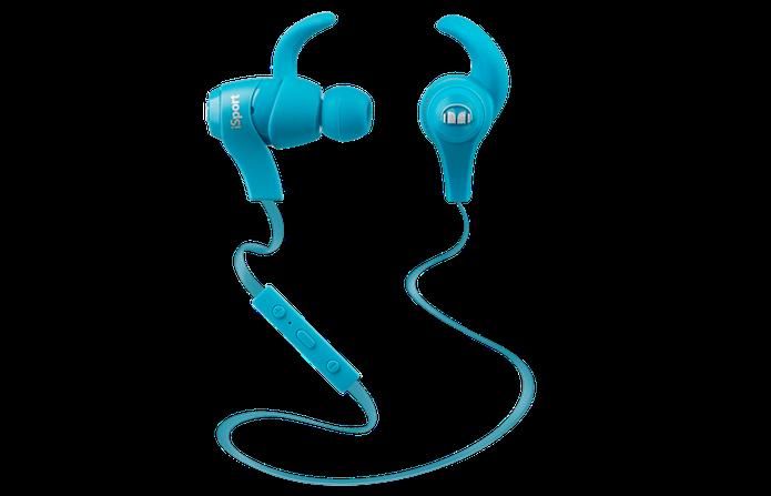 Fone iSport da Monster traz controle de voz para chamadas e músicas (Foto: Divulgação/Monster)