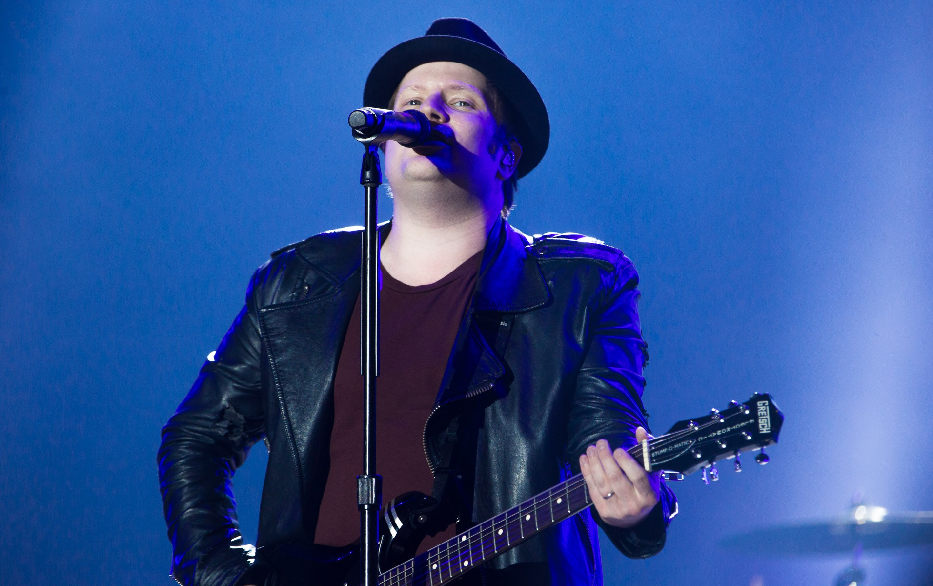 21-09 - MUNDO - Fall out boy - Rock in Rio 2017 (Foto: andr Bittencourt)