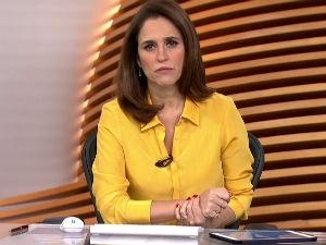 Ana LuÍza Guimarães explica falta de comunicação com Ministério da Saúde em Maceió  (Foto: Reprodução/ Rede Globo)
