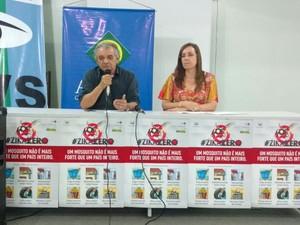 CVS, doença de chagas, amapá, macapá, (Foto: Fabiana Figueiredo/G1)