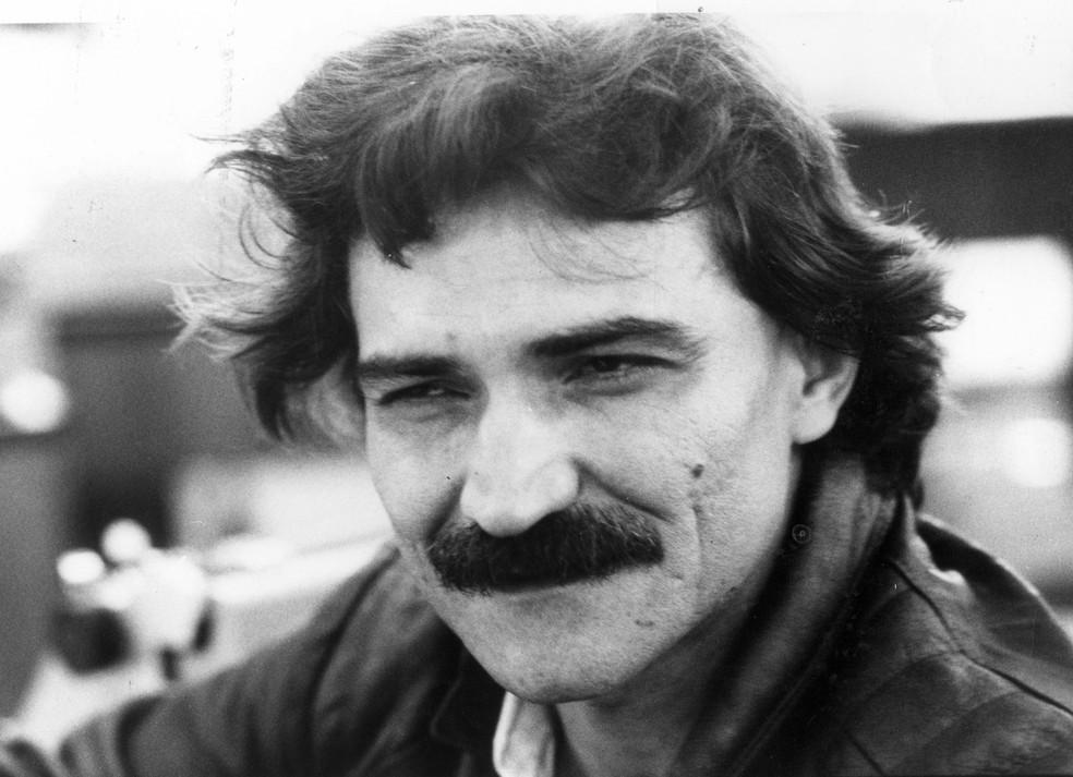 Cantor Belchior morreu aos 70 anos (Foto: Antonio Lúcio/Agência Estado)