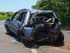 Mulher morre em acidente na SP-294 em Lucélia