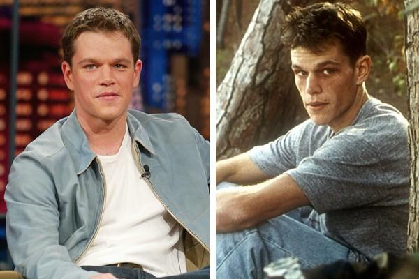 Matt Damon (Foto: Getty Images / Reprodução)