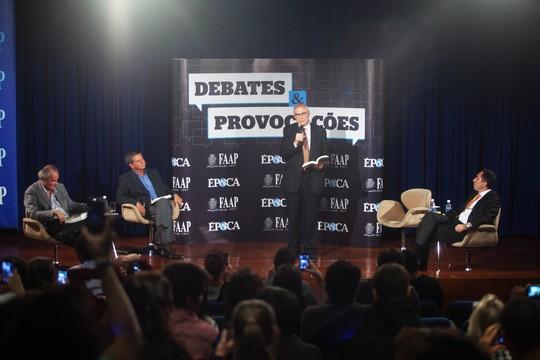 Debate Redução da Maioridade Penal (Foto: Rogério Cassimiro/ÉPOCA)