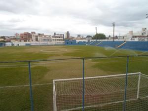 estádio josé maria melo (Foto: Cida Santana/Globoesporte.com)