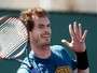 Nadal, Federer, Djokovic... Murray exalta chave de baixo de Indian Wells