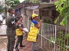 São Vicente e Guarujá receberão ajuda do Exército e da PM contra dengue