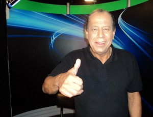 Carlos Alberto Torres, em participa&#231;&#227;o no Arena (Foto: Alexandre Sattamini/ SporTV.com)