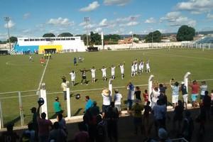Cacerense, Geraldão (Foto: Israel Prates/TVCA)