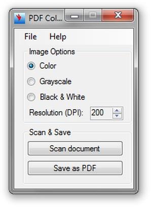 PDF Colibri