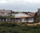 Detentos fazem motim no maior presídio do RN (Felipe Gibson/G1)
