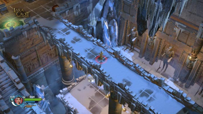 Lara Croft and the Temple of Osiris: como equipar novas armas e anéis especiais no game (Foto: Reprodução/Murilo Molina)
