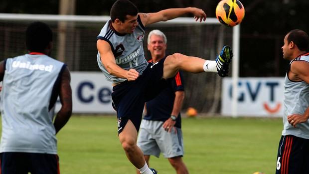 Wagner treino Fluminense (Foto: Nelson Perez / Flickr do Fluminense)