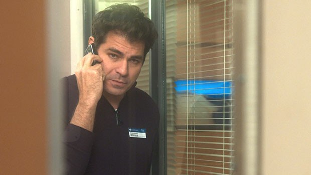 'A Lei': Ciro denuncia Pedro à polícia após armação (divulgação)