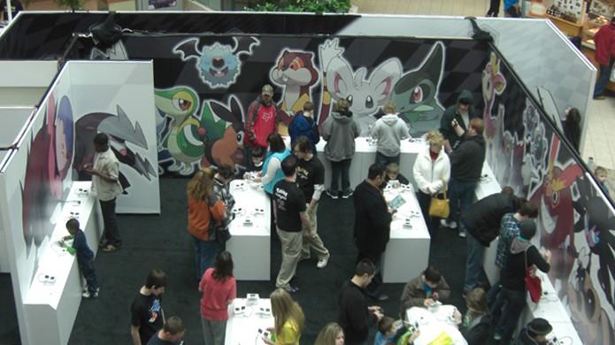 Turnês de Pokémon em shoppings nos Estados Unidos distribuirão códigos (Foto: PokemonElite2000)