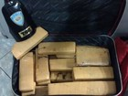 Polícia localiza tijolos de maconha em mala de passageiro de ônibus