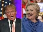 Trump e Hillary seguem ampliando vantagem na corrida pela Casa Branca
