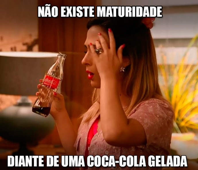 Fedora - meme 5 (Foto: TV Globo)