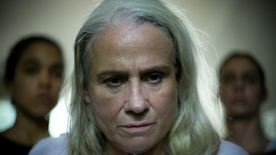 Mág é humilhada na cadeia
