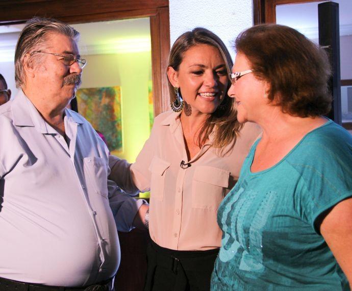 Casal foi surpreendido pelo Help do Mistura com Rodaika (Foto: Bruna Conforte/Voa, Voa! Fotografia)
