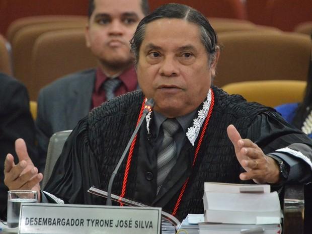 Desembargador Tyrone Silva foi o relator do processo em Estreito, MA (Foto: Divulgação/Tribunal de Justiça do Maranhão)