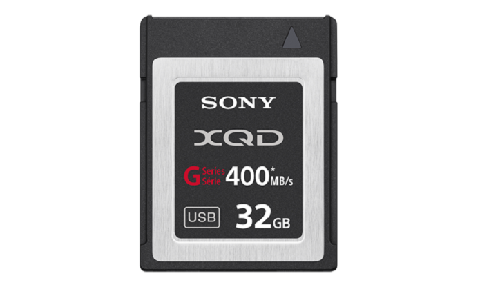 Os atuais cartões XQD podem chegar até a 400 MB/s de leitura (Foto: Divulgação/Sony)