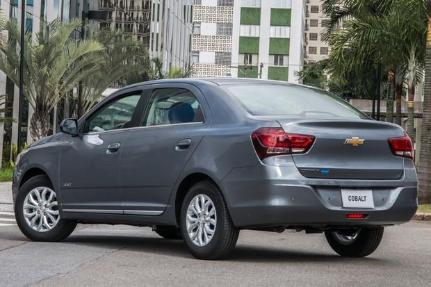 Chevrolet Cobalt 2018 (Foto: Divulgação)