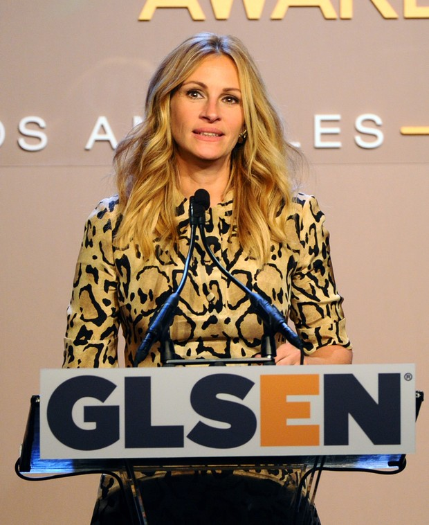 Julia Roberts (Foto: JONATHAN LEIBSON / GETTY IMAGES NORTH AMERICA / AFP)