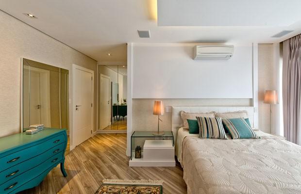 Apartamento dúplex  (Foto: Lio Simas / divulgação)