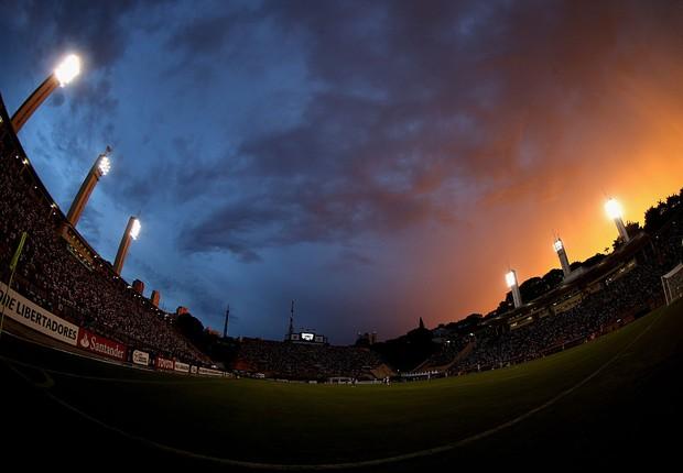 Estádio do Pacaembu, em São Paulo (Foto:  Friedemann Vogel/Getty Images)