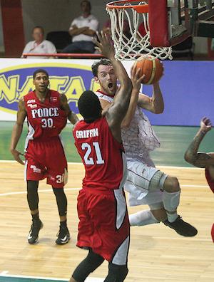 Robert Day, Uberlândia, Liga das Américas, Leones de Ponce  (Foto: Foto: Samuel Vélez/FIBA Américas )