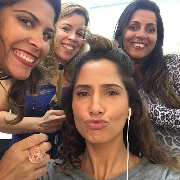 Camila Pitanga (Foto: Instagram / Reprodução)