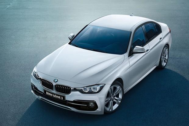 BMW Série 3 2018 (Foto: Divulgação)