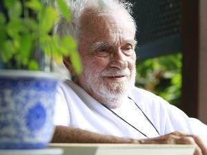 Um ano após ser contemplado com o Prêmio Machado de Assis pelo conjunto da obra (2010), Benedito Nunes faleceu, aos 81 anos (Foto: Camila Lima/O Liberal)