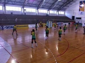 Acre se despede com derrota do Brasileiro de Vôlei Infanto-Juvenil feminino (Foto: Divulgação/Feav)
