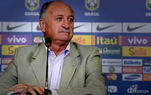Luiz Felipe Scolari felipão brasil coletiva  (Foto: Alexandre Loureiro / Vipcomm)