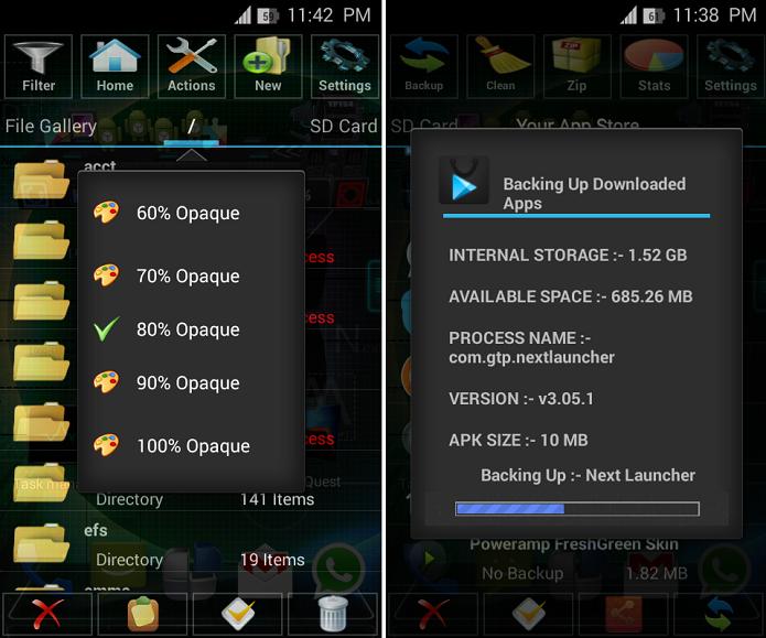 File Quest é um localizador de arquivos para Android (Foto: Divulgação)