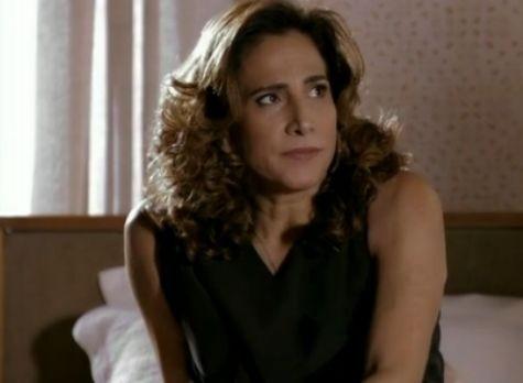 Totia Meirelles, a Wanda de 'Salve Jorge' (Foto: Reprodução)